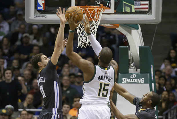Milwaukee Bucks partido Golden State Warriors