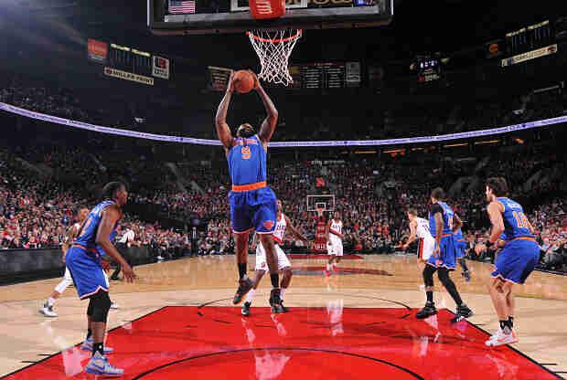 New York Knicks busca un nuevo base.