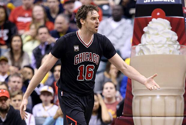 Pau-Gasol con Chicago Bulls