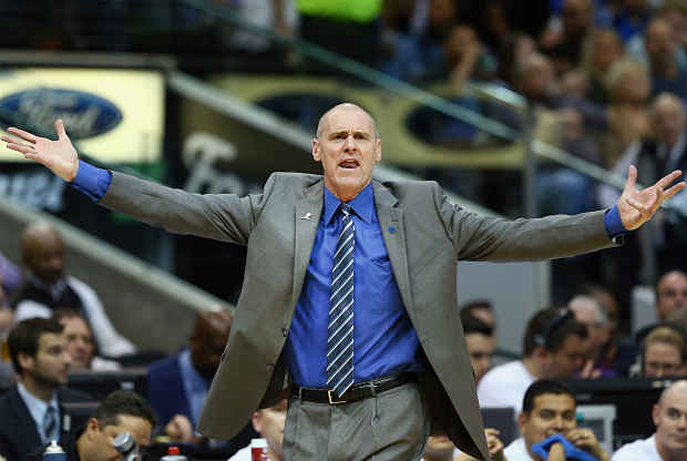 Rick Carlisle Dallas Mavericks