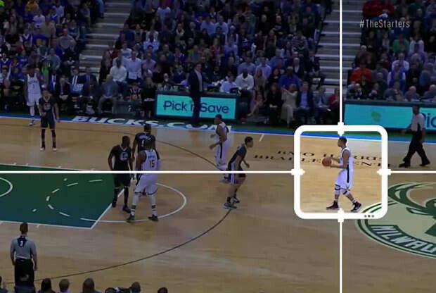 La cara más cómica de la NBA gracias a The starters