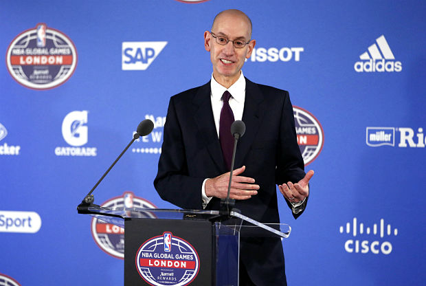 Adam Silver sobre el All-Star Game