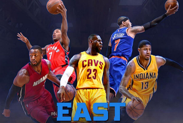 Titulares del All-Star Este
