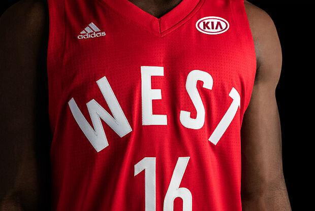 All-Star 2016, Conferencia Oeste