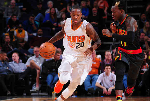 Archie Goodwin frente a Atlanta Hanks