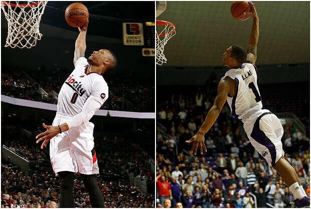 Damian Lillard en la NCAA y la NBA