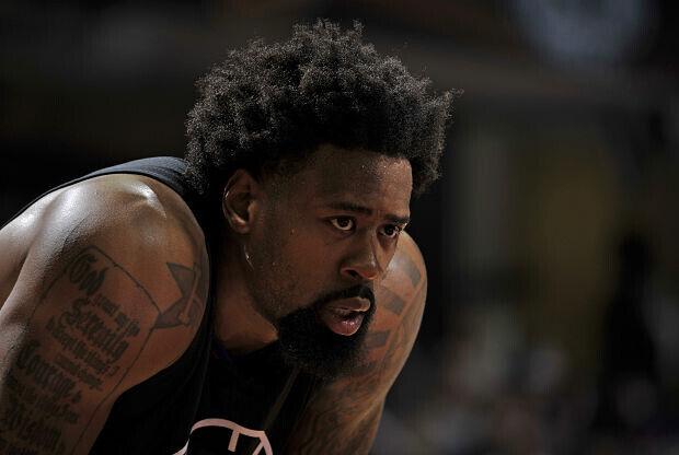 DeAndre Jordan, jugador Los Angeles Clippers