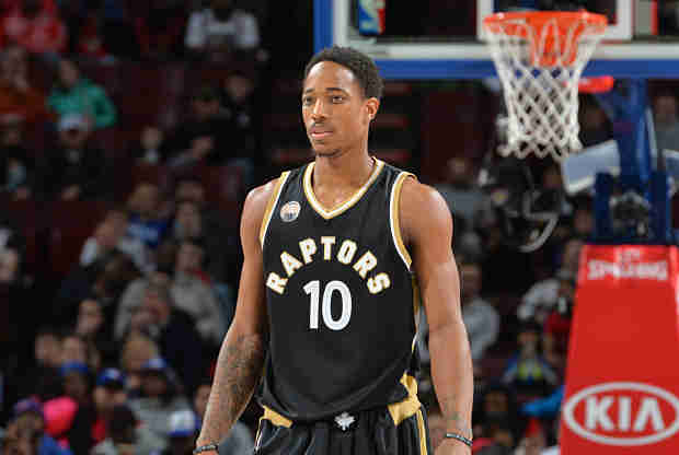 DeMar DeRozan Toronto Raptors