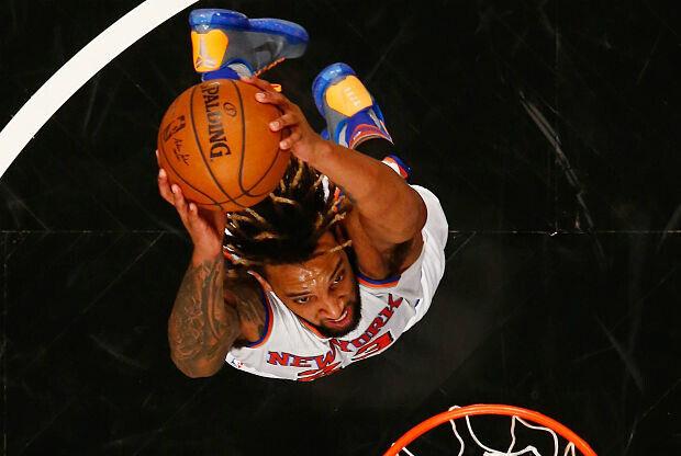 Derrick Williams, jugador New York Knicks