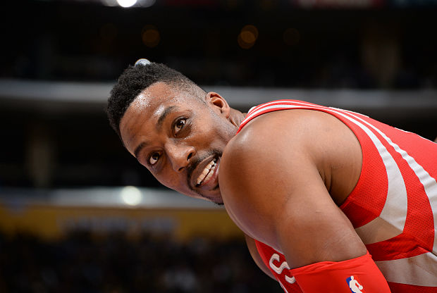 Dwight Howard, jugador Houston Rockets