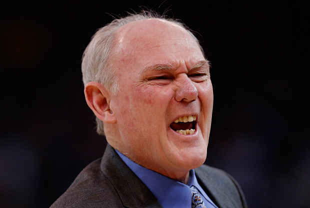 George Karl Sacramento Kings
