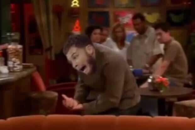 La parodia de la pelea de Blake Griffin