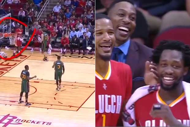 Houston Rockets-Utah Jazz