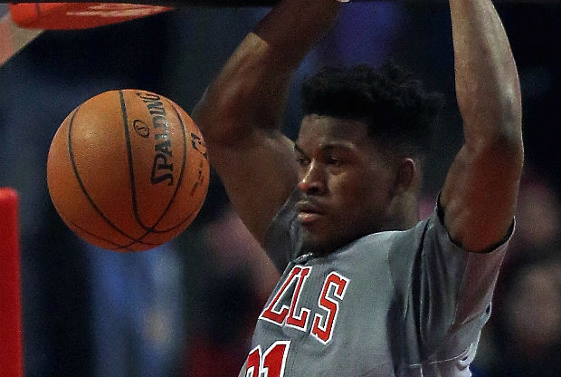 Jimmy Butler - Chicago Bulls