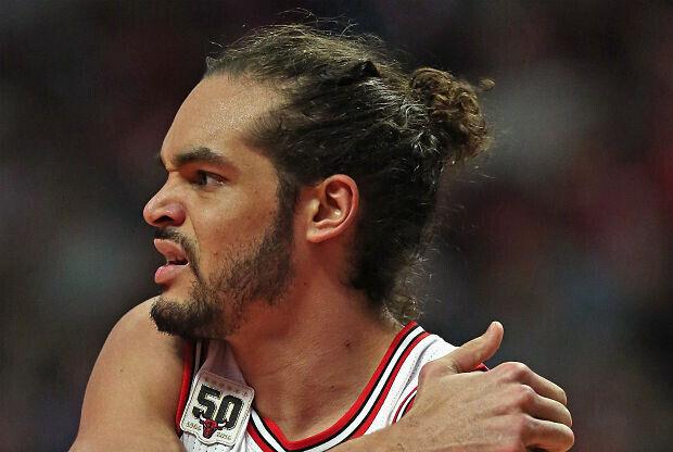 Joakim Noah jugador Chicago Bulls