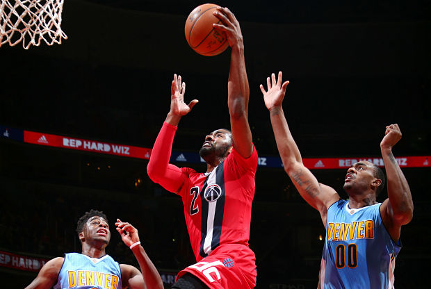 John Wall en el NBA Top 10