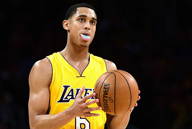 Jordan Clarkson, jugador de Los Angeles Lakers