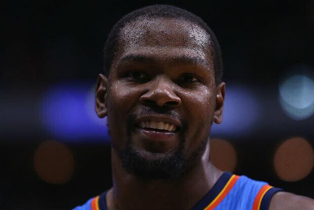 Kevin Durant contra Dallas Mavericks