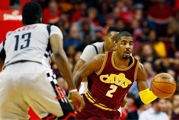 Kyrie Irving, jugador de Cleveland Cavaliers