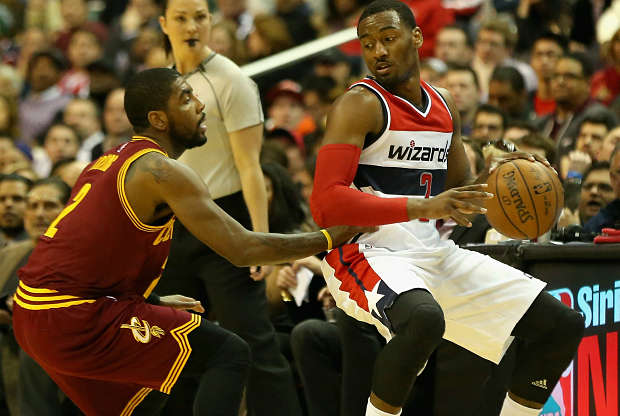 Kyrie Irving Y John Wall