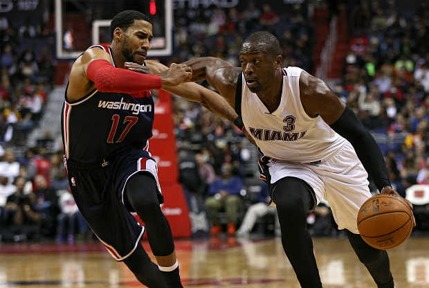 Miami Heat Washington Wizards