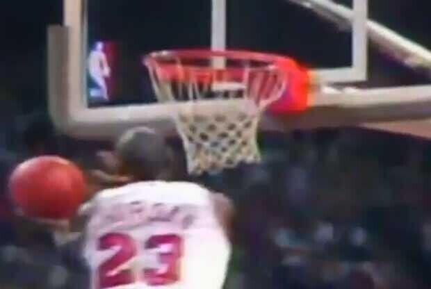 Michael Jordan hace un rectificado