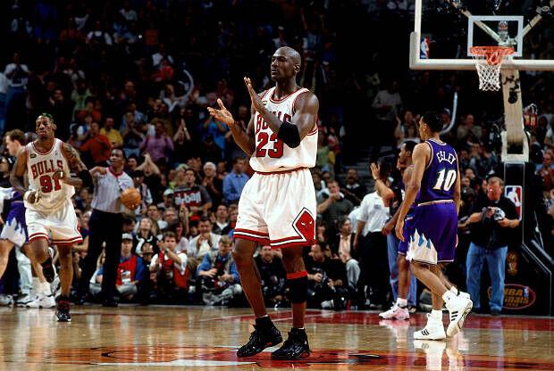 Michael Jordan, exjugador de Chicago Bulls
