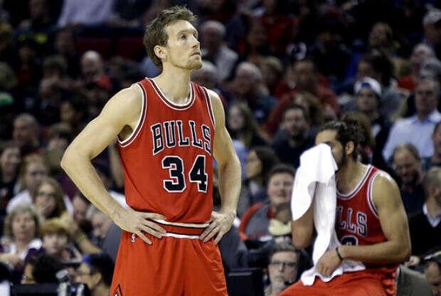 Mike Dunleavy, jugador de Chicago Bulls