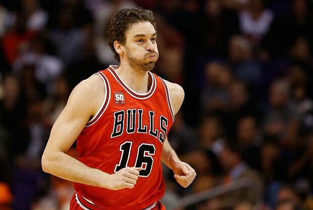 Pau Gasol, jugador de Chicago Bulls