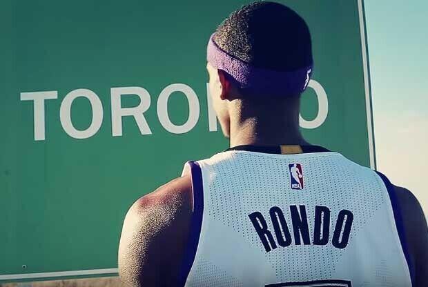 Rajon Rondo pide votos para el All-Star