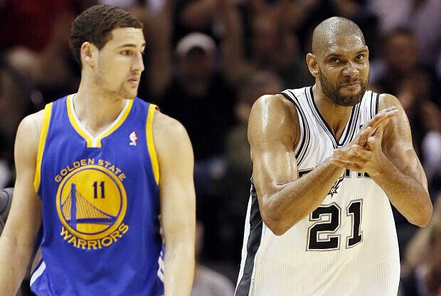 San Antonio Spurs y Golden State cara a cara