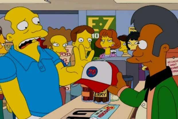 Philadelphia 76ers, en un capítulo de los Simpsons