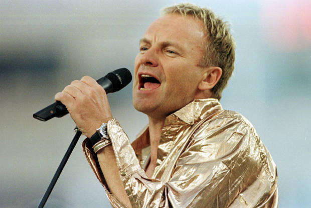 Sting cantará en el All-Star Game
