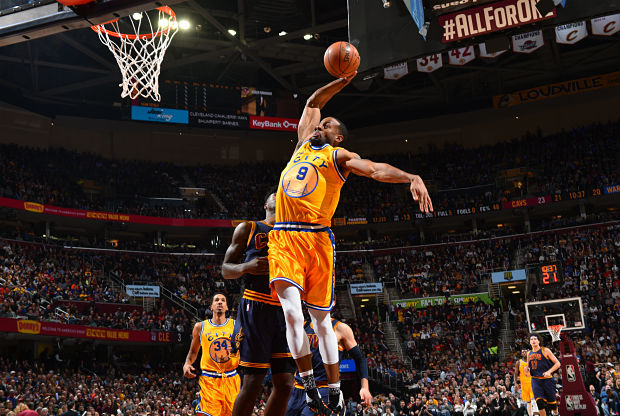 Andre Iguodala, jugador Golden State Warriors