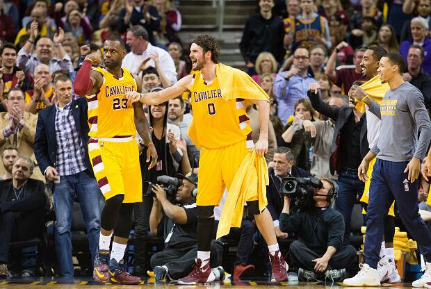 Cleveland Cavaliers derrotó a San Antonio Spurs