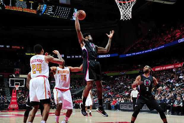 Los Angeles Clippers derrotaron a Atlanta Hawks