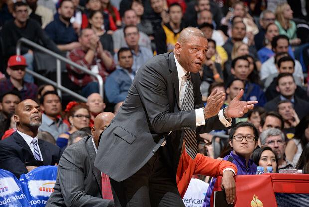 Doc Rivers, entrenador Los Angeles Clippers