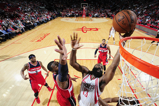 James Harden, jugador Houston Rockets