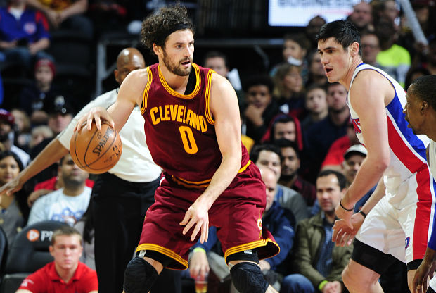 Kevin Love, jugador Cleveland Cavaliers
