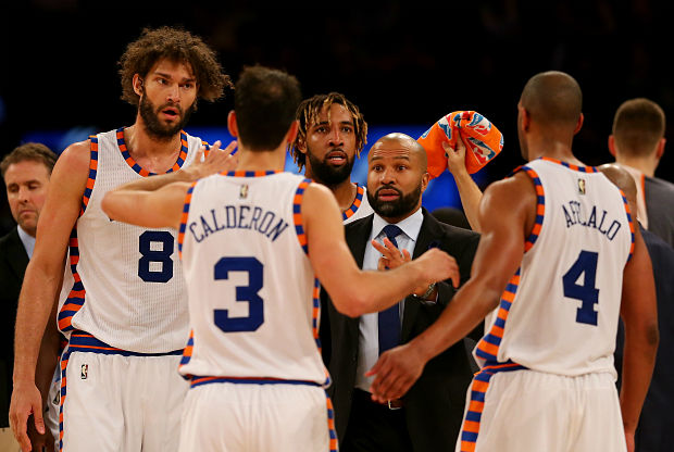 New York Knicks, décimo en la Conferencia Este