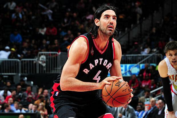 Luis Scola, jugador Toronto Raptors