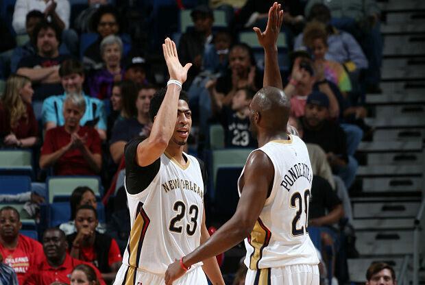 New Orleans Pelicans 115-Detroit Pistons 99