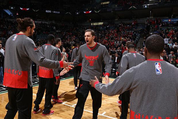 Pau Gasol, jugador Chicago Bulls