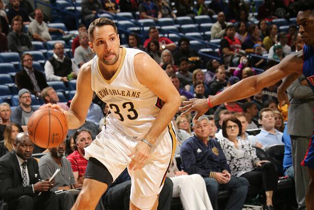 Ryan Anderson, jugador New Orleans Pelicans