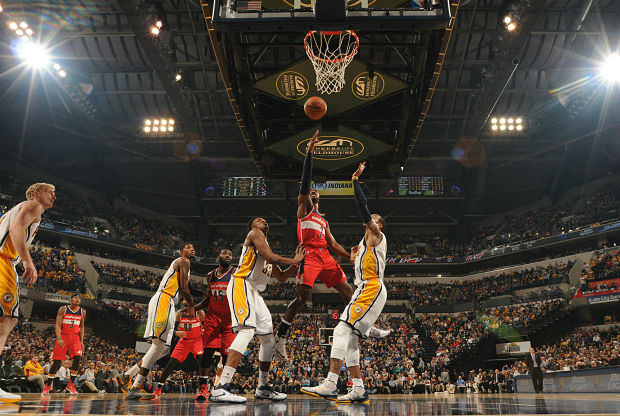 Wizards 118-Pacers 104