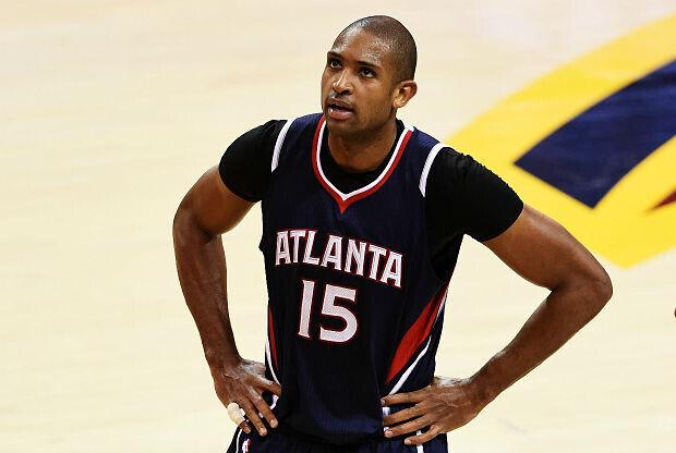 Al Horford de Atlanta Hawks