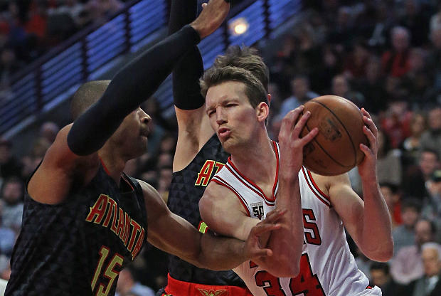 Atlanta Hawks contra Chicago Bulls