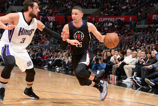 Austin Rivers de Los Angeles Clippers