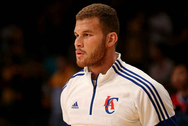 Blake Griffin de Los Angeles Clippers