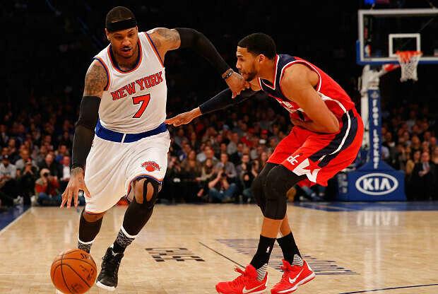 Carmelo Anthony de New York Knicks